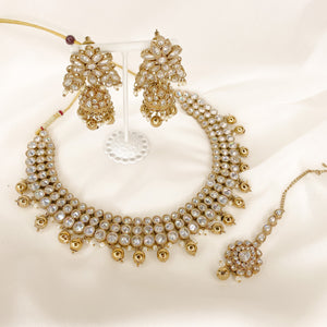 Pari Antique Necklace Set