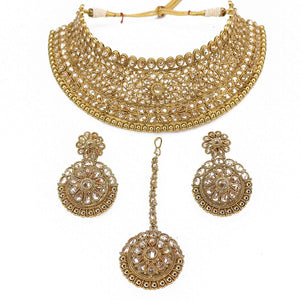 Sharjah Collar Set