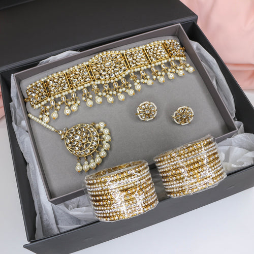 Jaanvi Jewellery Box Set