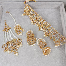Load image into Gallery viewer, Sharmila Choker Set - Gold