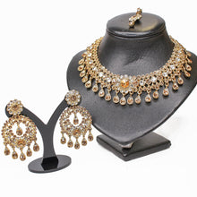 Load image into Gallery viewer, Kara Necklace set - Golden