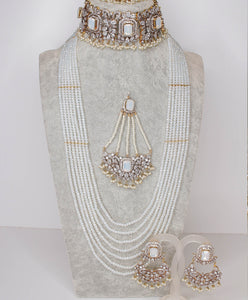 Naia Bridal Choker Set