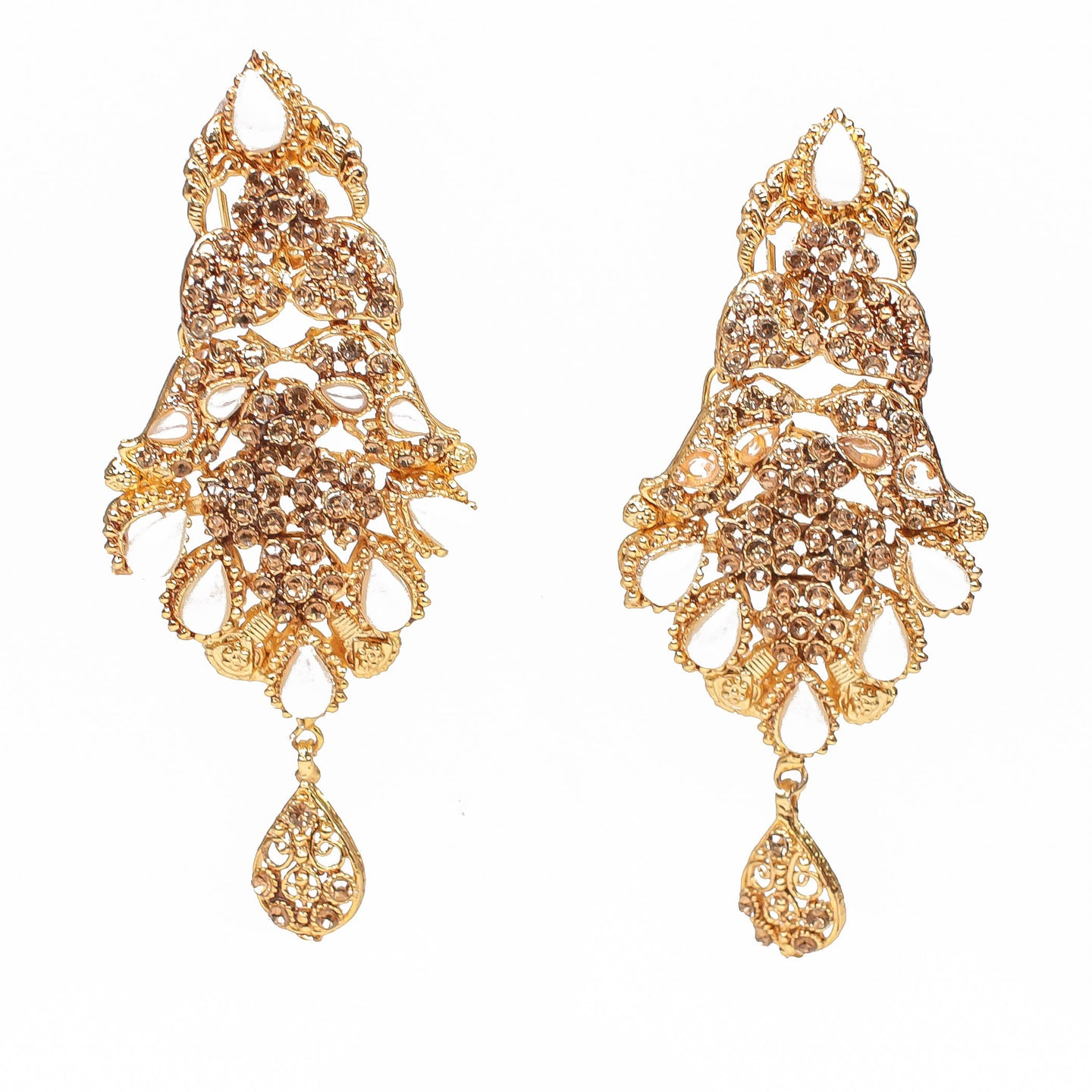 Arfa Drop Earrings