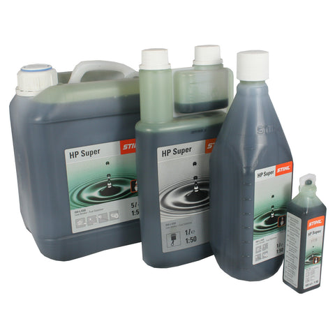 Stihl SUPER HP 2-stroke engine oil 1:50