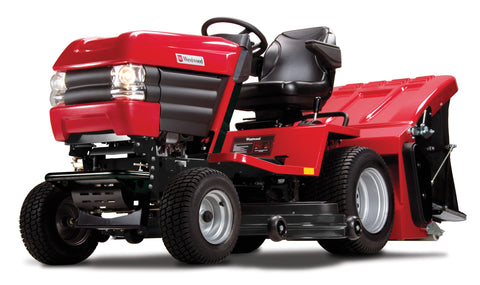 Large Westwood tractor mower
