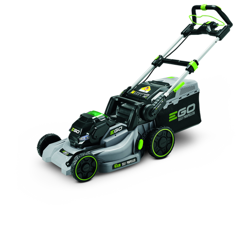 "EGO Power+ LM1903E-SP 18"" battery self drive mower"