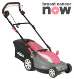 "LIMITED EDITION Cobra 15"" Electric lawn mower GTRM38P"