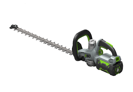 EGO battery hedge trimmer