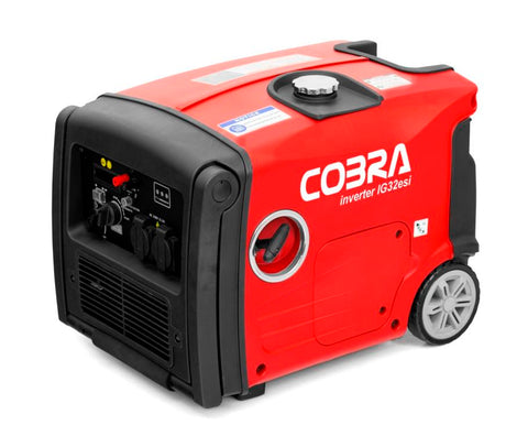 Cobra 3.2kW Petrol Generator IG32ESI electric start