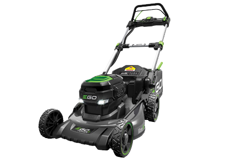 EGO battery power lawn mower