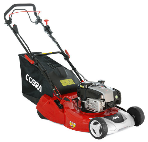 "Cobra RM513SPBI 20"" Rear roller 3 speed electric start"