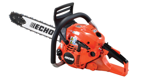 "ECHO CS-501SX 18"" Lightweight professional chainsaw"