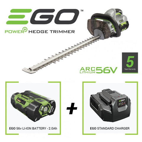 EGO battery hedge cutter kit