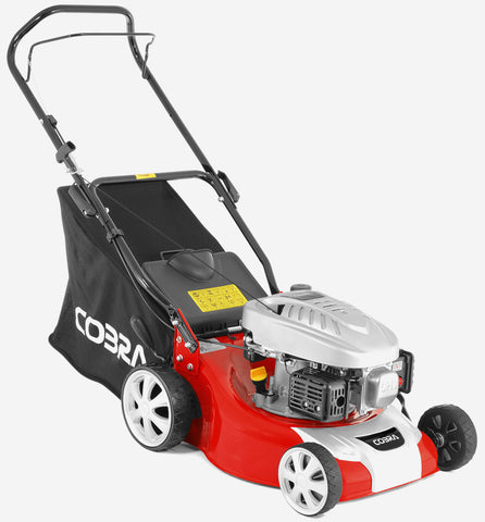 Cobra petrol lawnmower