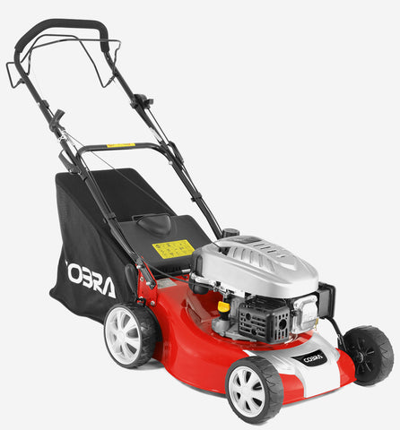 "Cobra 18"" S/P petrol lawnmower M46SPC"