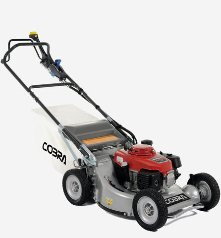 "Cobra 21"" Hydrostatic lawn mower Honda engine M53HSTPRO"