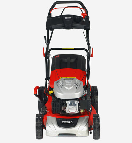 "Cobra 18"" self propelled lawn mower - Electric start MX46SPCE"