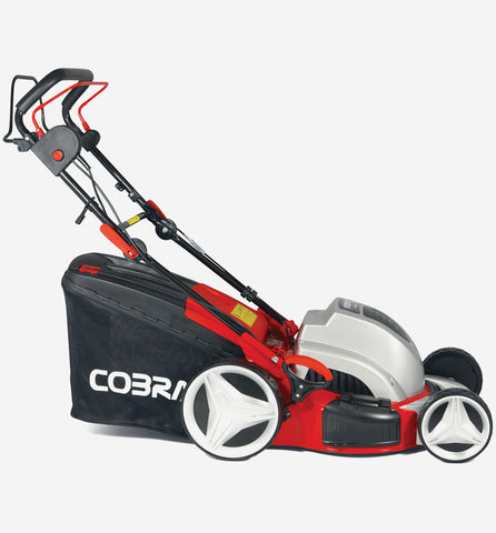 "Cobra 18"" S/P electric corded lawn mower MX46SPE"