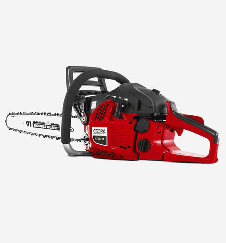 "Cobra 16"" petrol chainsaw CS420-16"