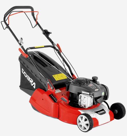 Cobra rear roller mower