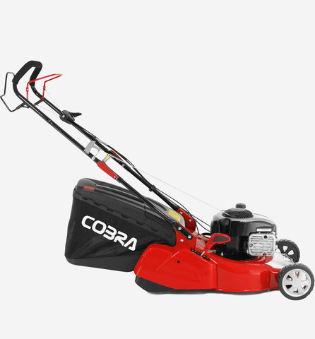 "Cobra 18"" S/P rear roller mower B&S readystart engine RM46SPBR"