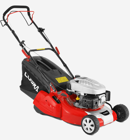 "Cobra 18"" self propelled rear roller mower RM46SPC"
