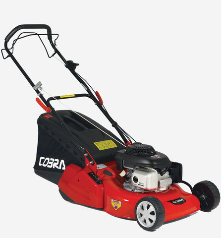 "Cobra 18"" rear roller mower with Honda engine RM46SPH"