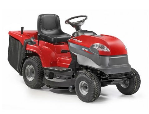 "Castelgarden XDC140 33"" Cut and collect ride on mower"