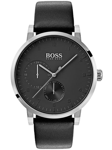HUGO BOSS Black Talent Silver Stainless Steel Bracelet Bracelet 1513584