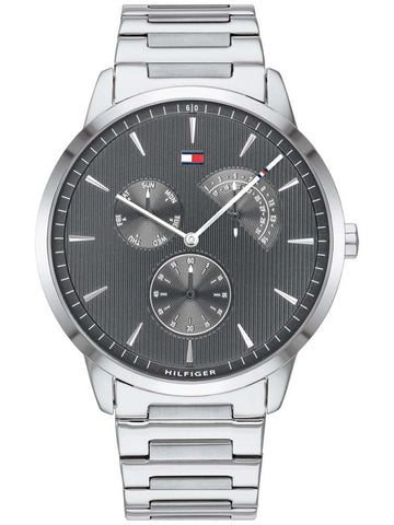 Tommy Hilfiger Easton Silver Stainless Steel Bracelet 1710431