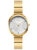 VOGUE AUDREY GOLD STAINLESS STEEL BRACELET 814442
