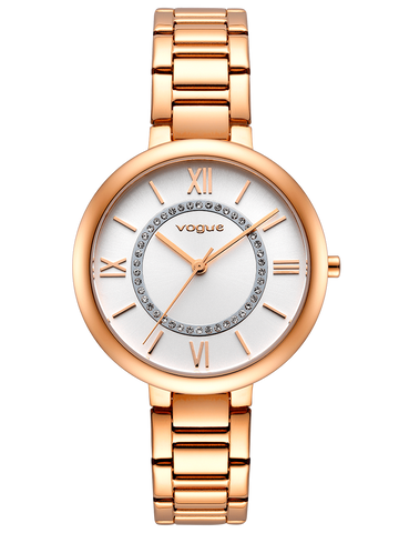 VOGUE Monica ROSE GOLD STAINLESS STEEL BRACELET 814852