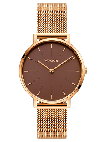 VOGUE Monica ROSE GOLD STAINLESS STEEL BRACELET 814851