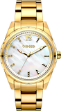 BREEZE Estelle Gold Stainless Steel Bracelet 210921.2