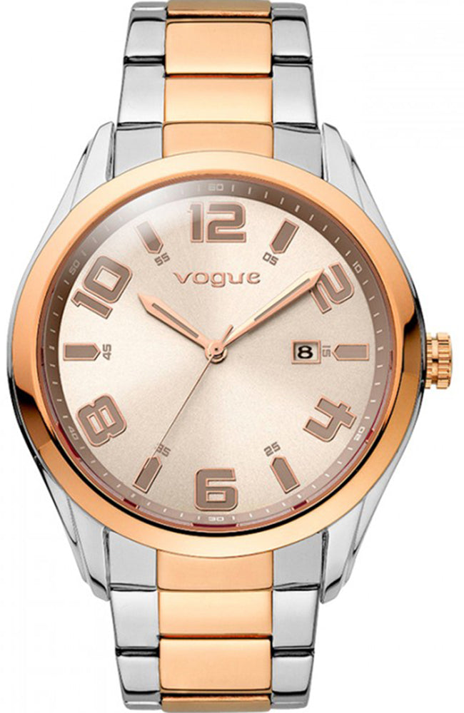 VOGUE FRESH TWO TONES STAINLESS STEEL BRACELET 77013.1a