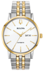 BULOVA Mechanical Collection Automatic Two Tone Stainless Steel Bracelet 98C130