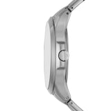 ARMANI EXCHANGE Hampton Silver Stainless Steel Bracelet AX2408
