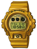 CASIO G-SHOCK Chronograph Gold Rubber Strap DW-6900GD-9ER