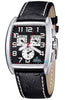FESTINA Black Leather Strap Chronograph F16293/3