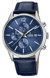 FESTINA Blue Leather Chronograph F20284/3