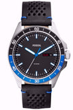 Fossil Sport 54 Black Leather Strap FS5321