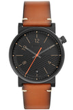 Fossil Barstow Brown Leather Strap FS5507
