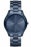 MICHAEL KORS Slim Runway Blue Stainless Steel Bracelet MK3419