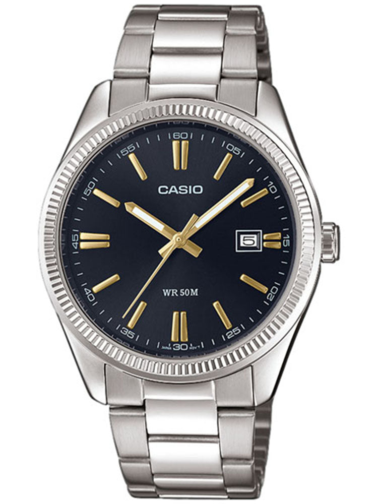 CASIO Collection Stainless Steel Bracelet MTP-1302PD-1A2VEF