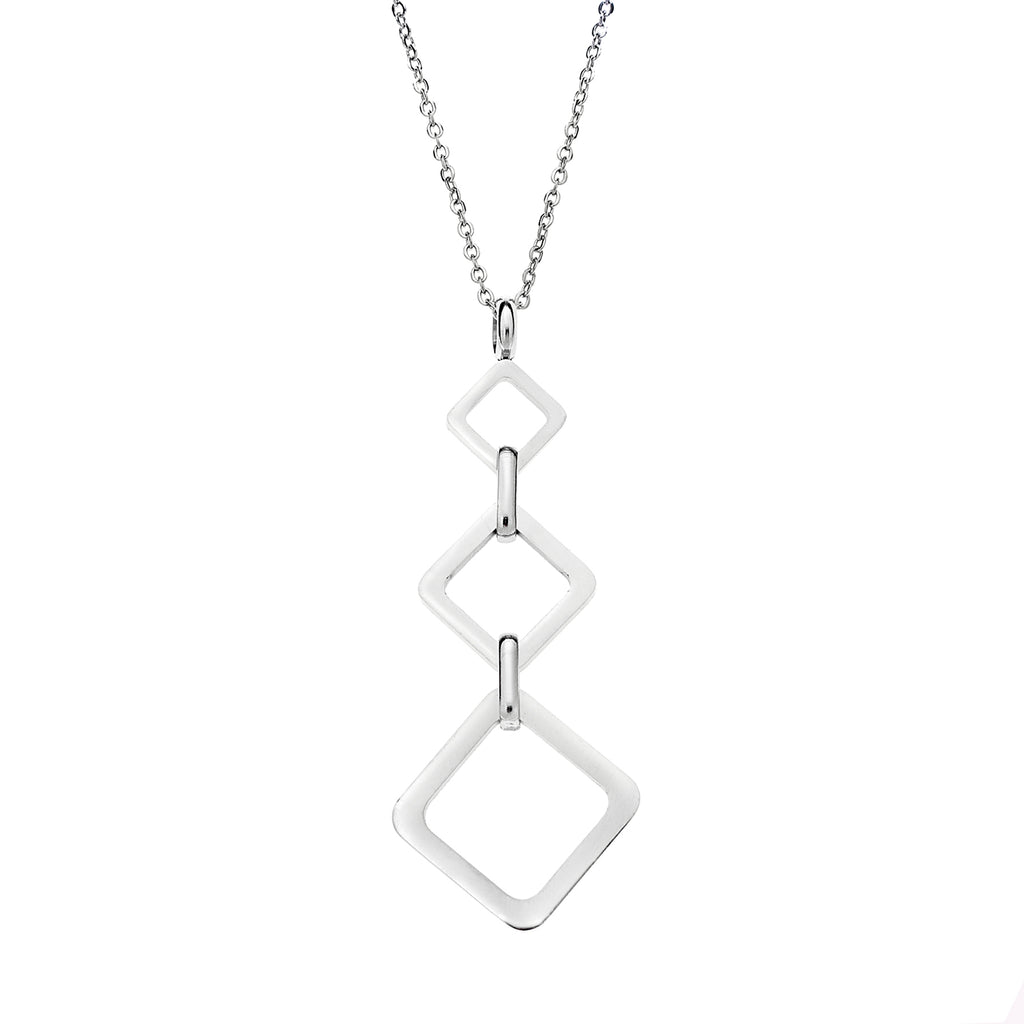 PUPPIS Stainless Steel Necklace PUP89342S