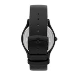 TRUSSARDI T-Light Black Leather Strap R2451127010
