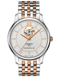 TISSOT TRADITION AUTOMATIC OPEN HEART T0639072203801