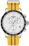 TISSOT Quickster NBA Los Angeles Lakers Chronograph T0954171703705