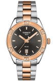 TISSOT PR100 Two Tone Stainless Steel Bracelet T1019102206100