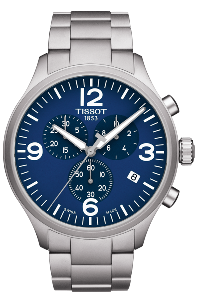 TISSOT XL CHRONO T1166171104700